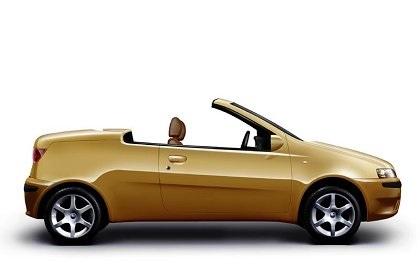 1999 Fiat Wish (Pininfarina)