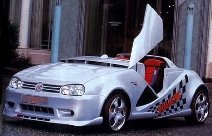 1999 Sbarro Millenium