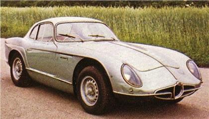 1954 Alfa Romeo 2000 Sportiva (Bertone)