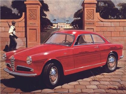 1954 Alfa Romeo Giulietta Sprint (Bertone)