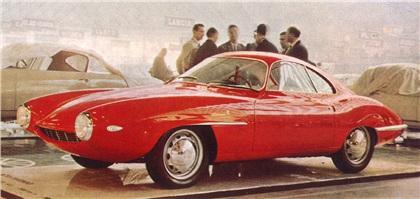 1957 Alfa Romeo Giulietta Sprint Speciale (Bertone)