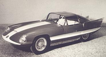 1956 Alfa Romeo Super Flow II (Pininfarina)