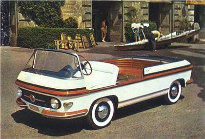 1956 Fiat Multipla Marine (Pininfarina)