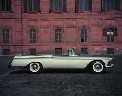 Cadillac Skylight Convertible (Pininfarina), 1958