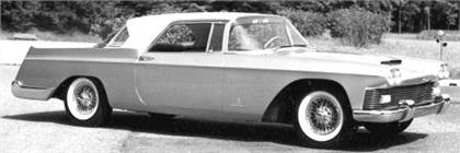 Cadillac Skylight Coupe (Pininfarina), 1958