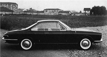 Chevrolet Corvair Coupe I (Pininfarina), 1962