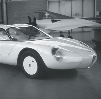 1963 BMW 700 (Colani)