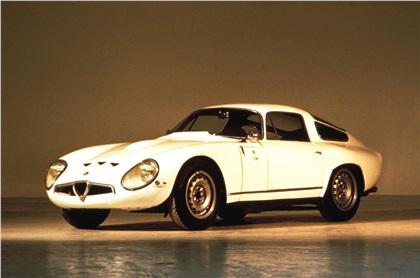 1963 Alfa Romeo Giulia TZ1 (Zagato)