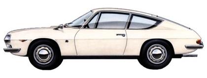 1965 Lancia Fulvia Sport (Zagato)