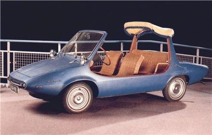 1966 DAF Beach Car (Michelotti)
