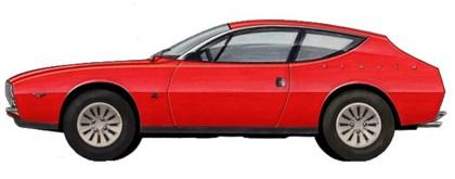 1967 Lancia Flavia Super Sport (Zagato)