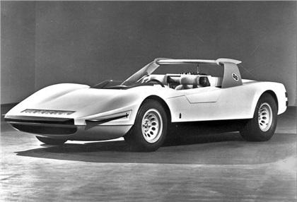 1968 Alfa Romeo P33 Roadster (Pininfarina)