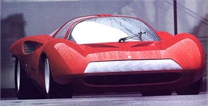 1968 Ferrari 250 P5 (Pininfarina)