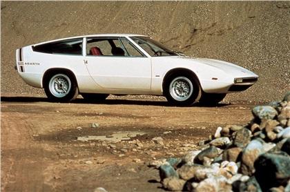 1969 Abarth 1600 (ItalDesign)
