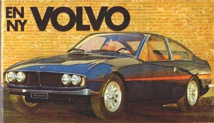 1969 Volvo GTZ 2000 (Zagato)
