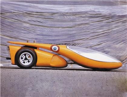 1970 Colani Le Mans Prototype