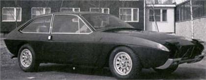 1970 Volvo GTZ 3000 (Zagato)