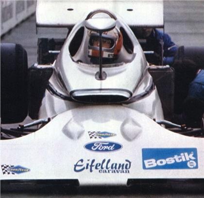 1972 Colani Eifelland Formula One
