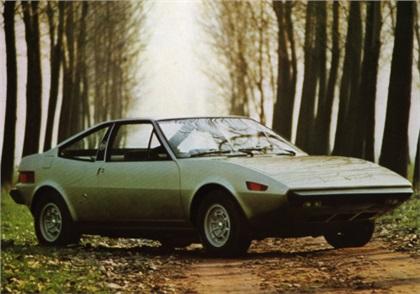 1972 Fiat Flares (Michelotti)