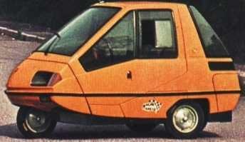 1974 Michelotti Lem