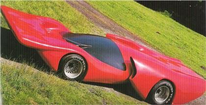 1977 Colani Sportscar Prototype
