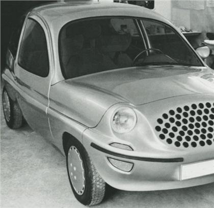 1977 Volkswagen Prototype (Colani)