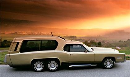 Cadillac TAG Function Car (Sbarro), 1978