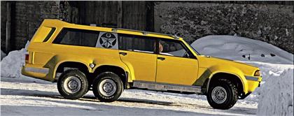 1979 Sbarro Windhawk