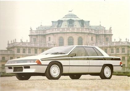 1980 Ford Granada Altair (Ghia)