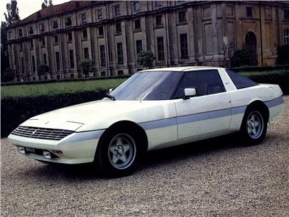 1983 Ferrari Meera S (Michelotti)