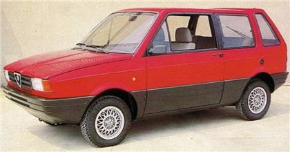1984 Alfa Romeo Tempo Libero (Zagato)