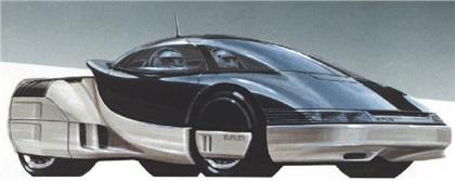 1986 I.A.D. Alien