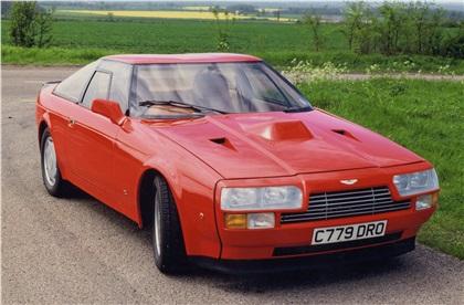 1986 Aston Martin Vantage (Zagato)