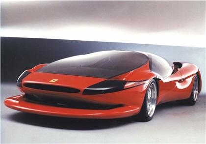 1989 Ferrari Testa d'Oro (Colani)