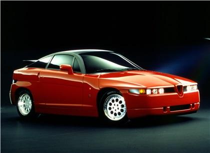 1989 Alfa Romeo SZ (ES-30) (Zagato)