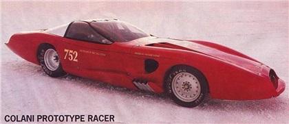 1991 Colani Corvette Prototype Racer