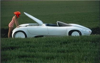 1991 Sbarro Helios