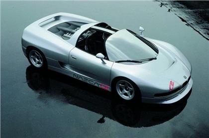 1993 BMW Nazca C2 Spider (ItalDesign)