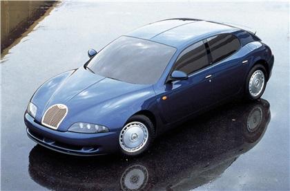 1993 Bugatti EB 112 (ItalDesign)