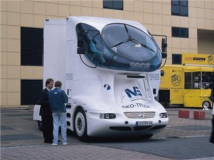 1995 Mercedes-Benz Vision 2005 Truck (Colani)