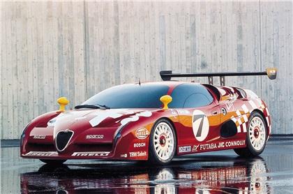 1997 Alfa Romeo Scighera GT (ItalDesign)