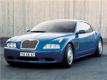 1998 Bugatti EB 118 (ItalDesign)