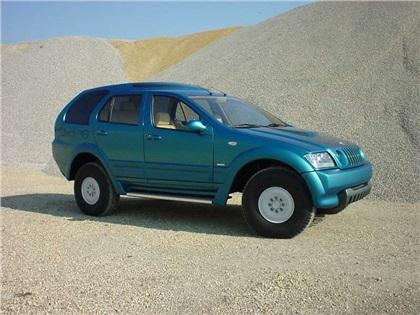2000 Coggiola T-Rex