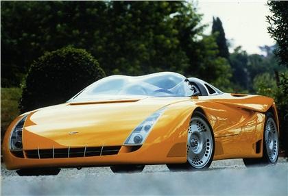 2000 Ferrari F100r (Fioravanti)