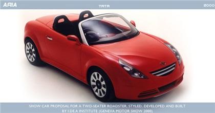 2000 Tata Aria (I.DE.A)
