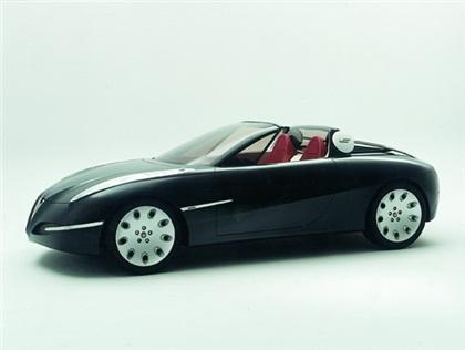 2001 Alfa Romeo Vola (Fioravanti)