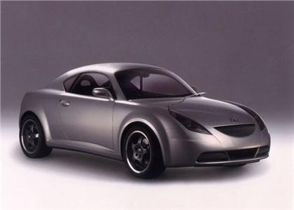 2001 Tata Aria Coupe (I.DE.A)
