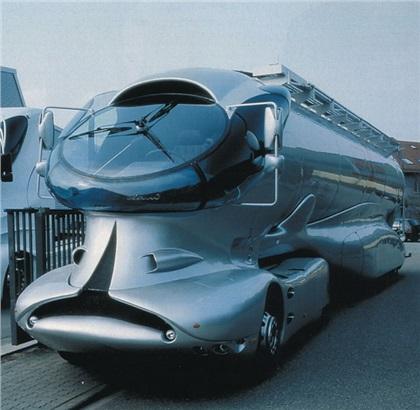 2002 Colani Spitzer-Silo Truck