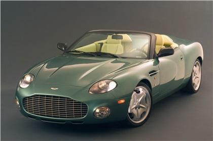 2003 Aston Martin DB AR1 (Zagato)