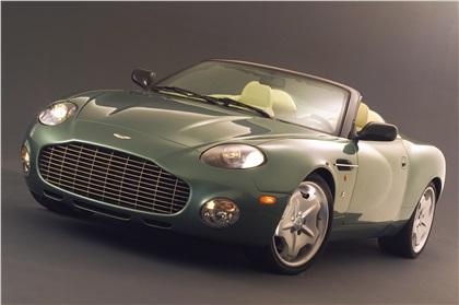 2003 Aston Martin Db Ar1 Zagato Ateliers